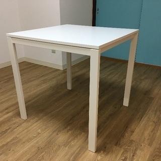 【今日明日限定】IKEAのダイニングテーブルをお譲りします!