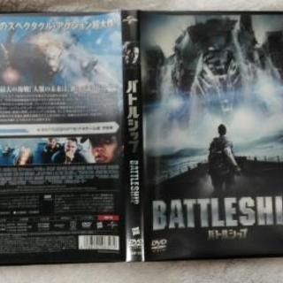 DVD バトルシップ BATTLE SHIP 中古 SF 戦艦 ...