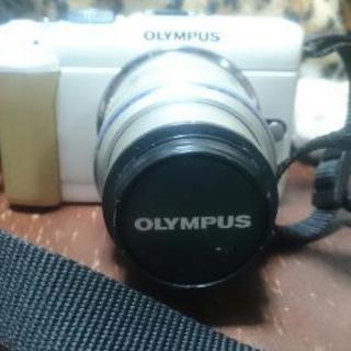 【取り引き中】OLYMPUS e-pl1s カメラ