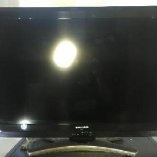 シャープ 32V型  液晶テレビ ブラック AQUOS LC-3...