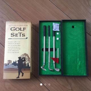 未使用品 ゴルフ ボールペン