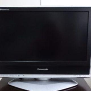 Panasonic 液晶テレビ 20V型