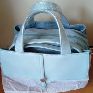 【値下げしました!】☆新品☆未使用☆2weyレディースバッグ