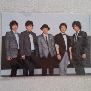SMAP🎵クリアファイル2枚セット