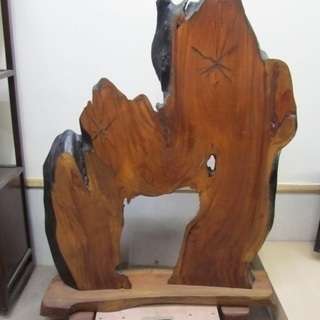 【衝立】一枚板◆天然木◆木製◆ついたて◆間仕切り◆パーテーション◆...