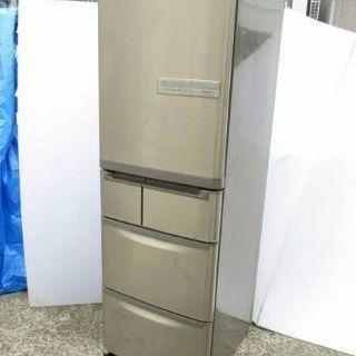 MITSUBISHI401リットル大型冷凍冷蔵庫です!💫 配送無料...