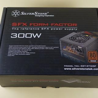 電源ユニット SilverStone SFX電源 300W SS...