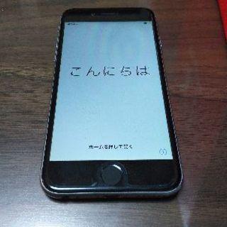 iPhone6 16GB残金SIM無しロック解除必要