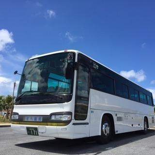 貸切バス運転士 正社員・短時間運転士募集