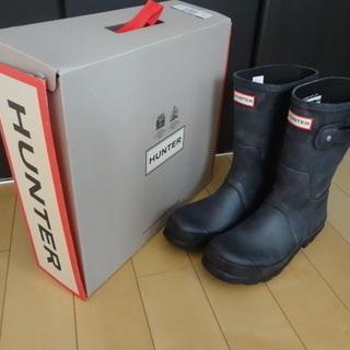 ※値下げ! ☆HUNTER~ブーツ UK7 ※新品です!