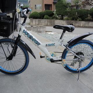 CBA 子供用20インチ自転車