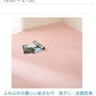 ニトリのカーペット
