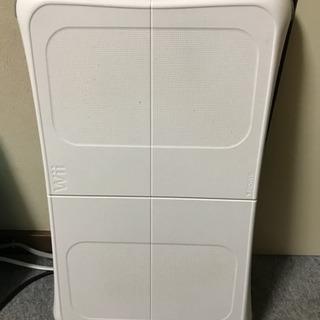 【配送可能】Wii fit バランスボード