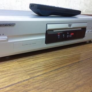 動作OK!パイオニア CD/DVDプレーヤー DV-343 01年製
