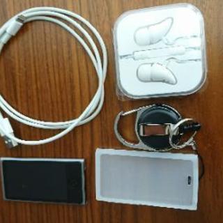 iPod nano 第7世代 16G スペースグレイ