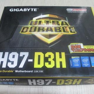 GIGABYTE H97-D3H/マザーボード/中古