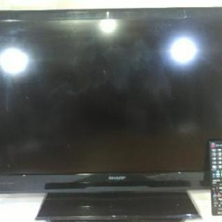 シャープ 32型 液晶テレビ AQUOS LC-32H7