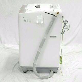 節水&黒カビブロックの「穴なし槽」。洗濯後だけでなく保管・着用中...