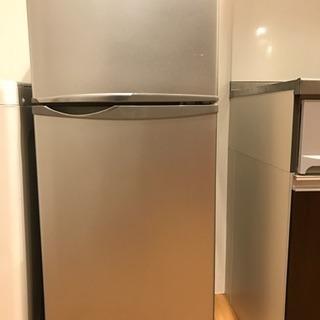 【美品‼︎】SHARP製★冷蔵庫 118リットル