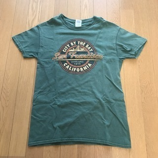 Tシャツ★サンフランシスコ 購入★カリフォルニア★サイズS