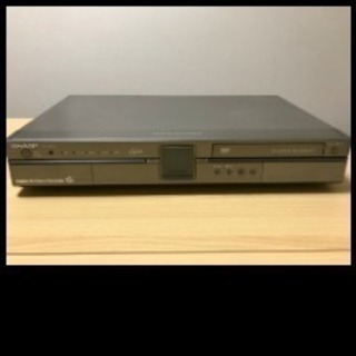 Sharp DVDプレイヤー DV-HRD200