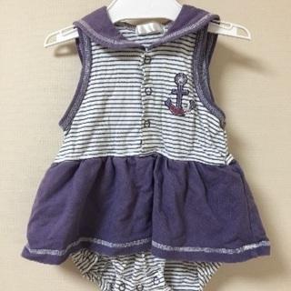 女児 ベビー服 ワンピース 80