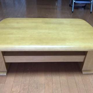 【取引中】【最終値下げ】センターテーブル