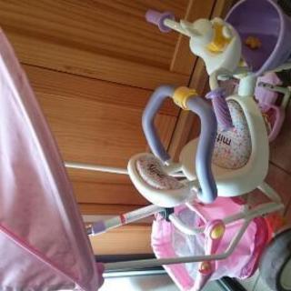 ミッフィー 三輪車