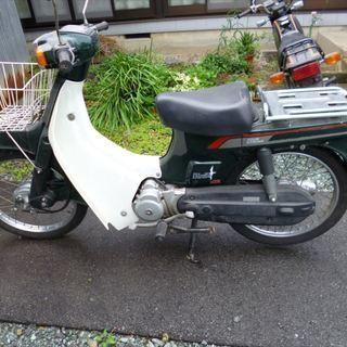 スズキ バーディ50 4サイクル