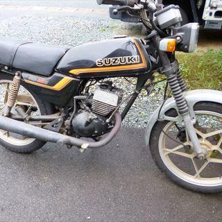 スズキ RG80