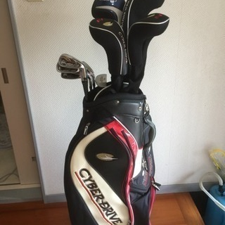 ノンブランドのゴルフセット一式
