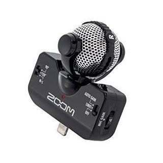 ZOOM iQ5 ブラック レコーディング マイク