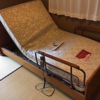 再お値下げ!介護用電動ベッド