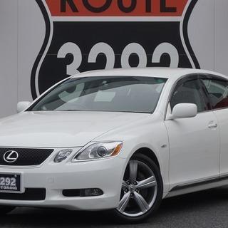 【誰でも車がローンで買えます】H17 GS GS430 白 完全自...