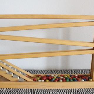 交渉中~木のおもちゃ ドイツ BECK社 クーゲルバーン
