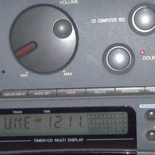 SANYO ラジカセCDプレーヤー  PH-Z50