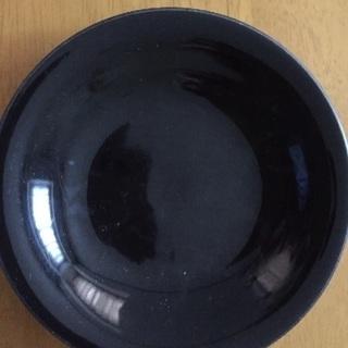 黒い小皿 3枚セット
