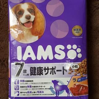 ドッグフード IAMS7歳以上健康サポート【取引中】