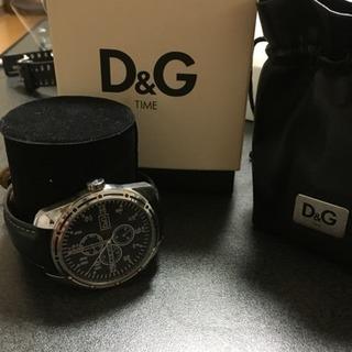 D&G 時計