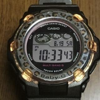 千 16.10 baby-G ベビージー 腕時計 中古 美品