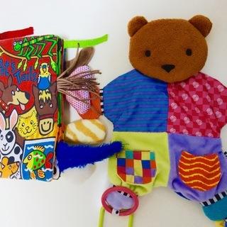 Little Jellycat 布のテイルブック Kids Pre...