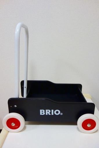 BRIO Toddler Wobbler-Black