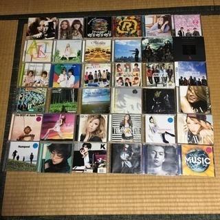 CDシングルアルバムDVDつきなどまとめて47枚