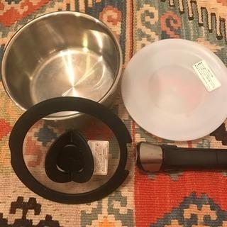 ティファール 取っ手の取れる鍋