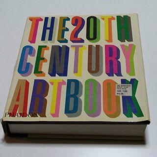 THE 20TH CENTURY ART BOOK(洋書)