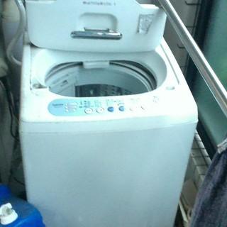 【無料】Toshiba 小型洗濯機