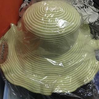 夏用女優帽❣️新品未着用タグ付❣️MAOZI製