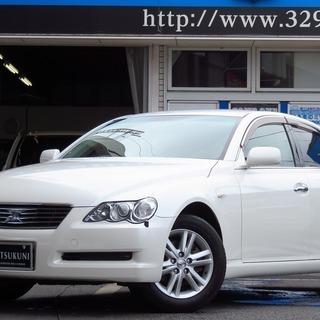 【誰でも車がローンで買えます】H18 マークX 2.5250G パ...
