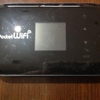モバイルルーター Pocket WiFi GL09P