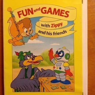 【非売品DVD】Zippy 「FAN and GAMES」ワールド...